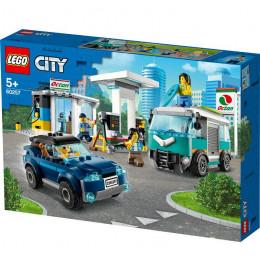 LEGO City 60257 Stacja benzynowa