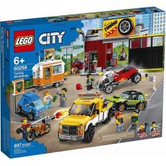 LEGO® City 60258 Warsztat tuningowy