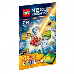 Klocki LEGO Nexo Knights 70372 Combo Moce Nexo