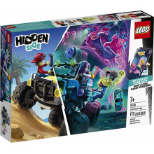LEGO® Hidden Side 70428 Łazik plażowy Jacka