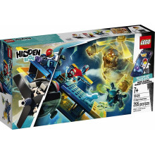 LEGO Hidden Side 70429 Samolot kaskaderski El Fuego