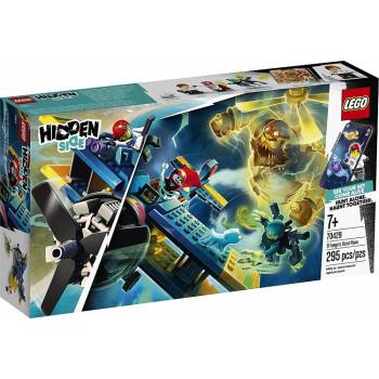LEGO® Hidden Side 70429 Samolot kaskaderski El Fuego