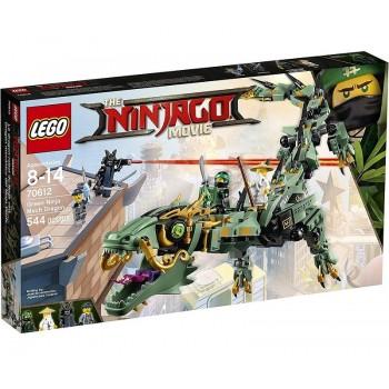 LEGO® NINJAGO® 70612 Mechaniczny smok Zielonego Ninja