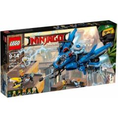 LEGO® NINJAGO® 70614 Odrzutowiec Błyskawica