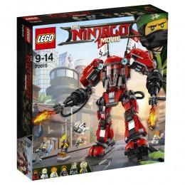 LEGO® NINJAGO® 70615 Ognisty robot