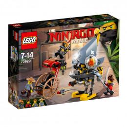 Klocki LEGO® NINJAGO® 70629 Atak Piranii