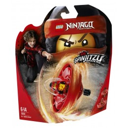 LEGO® NINJAGO® 70633 Kai - Mistrz Spinjitzu