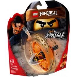 LEGO® NINJAGO® 70637 Cole - Mistrz Spinjitzu