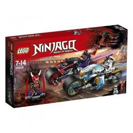 LEGO® NINJAGO® 70639 Wyścig uliczny Wężowego Jaguara