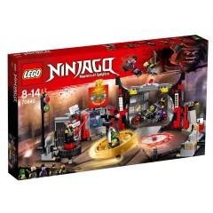 LEGO® NINJAGO® 70640 Kwatera główna S.O.G.