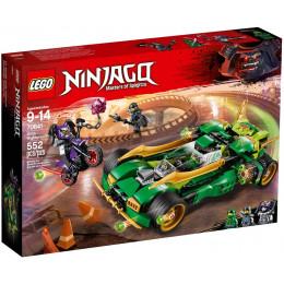 LEGO® NINJAGO® 70641 Nocna Zjawa Ninja