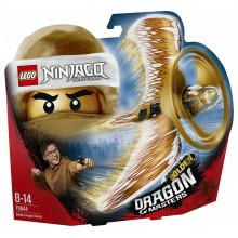LEGO® NINJAGO® 70644 Złoty Smoczy Mistrz