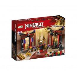 LEGO® NINJAGO® 70651 Starcie w sali tronowej