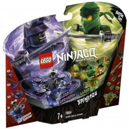 LEGO® NINJAGO® 70664 Spinjitzu Lloyd vs. Garmadon