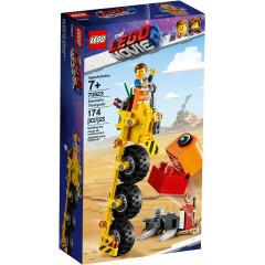 LEGO® THE LEGO® MOVIE 2™ 70823 Trójkołowiec Emmeta