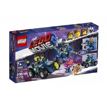 LEGO® THE LEGO® MOVIE 2™ 70826 Terenówka Rexa