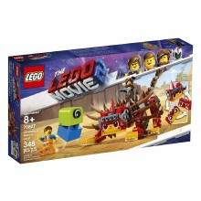 LEGO® THE LEGO® MOVIE 2™ 70827 UltraKocia i Lucy Wojowniczka