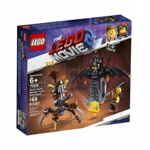 LEGO® THE LEGO® MOVIE 2™ 70836 Batman i Stalowobrody