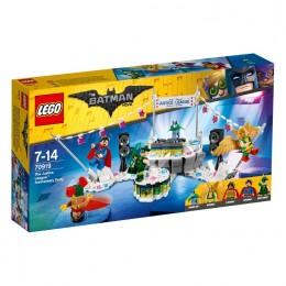 LEGO® Batman 70919 Impreza jubileuszowa Ligii Sprawiedliwości