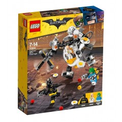 LEGO® Batman 70920 Mech Eggheada i bitwa na jedzenie
