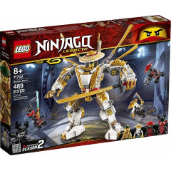 LEGO® NINJAGO® 71702 Złota zbroja