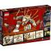 LEGO NINJAGO 71702 Złota zbroja