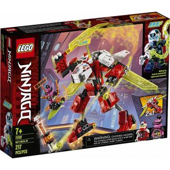 LEGO® NINJAGO® 71707 Robot odrzutowiec Kaia