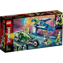 LEGO® NINJAGO® 71709 Wyścigówki Jaya i Lloyda