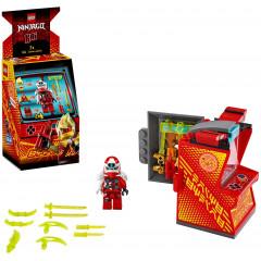 LEGO® NINJAGO® 71714 Awatar Kaia – kapsuła gracza