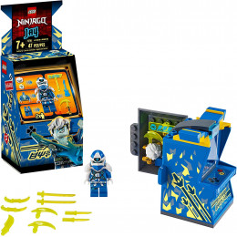 LEGO NINJAGO 71715 Awatar Jaya – kapsuła gracza
