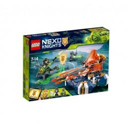 LEGO® NEXO KNIGHTS® 72001 Bojowy poduszkowiec Lance'a