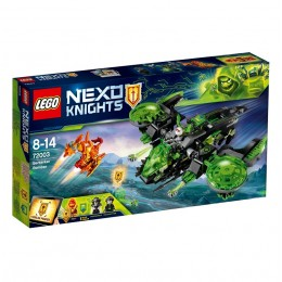 LEGO® NEXO KNIGHTS® 72003 Bombowiec Berserkera