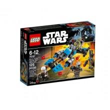 Klocki LEGO Star Wars 75167 Ścigacz Łowców Nagród