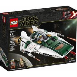 Klocki LEGO® Star Wars™ 75248 Myśliwiec A-Wing Ruch Oporu
