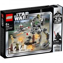 Klocki LEGO Star Wars 75261 Maszyna krocząca klonów