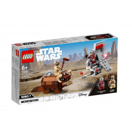 Klocki LEGO® Star Wars™ 75265 T-16 Skyhopper kontra mikromyśliwce Bantha