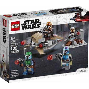 LEGO® Star Wars™ 75267 Zestaw bojowy Mandalorianina™