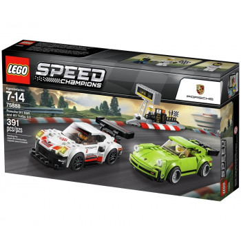 Klocki LEGO® Speed Champions 75888 Porsche 911 RSR i 911 Turbo 3.0
