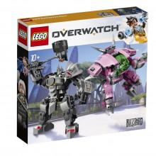 LEGO® Overwatch® 75973 D.Va i Reinhardt
