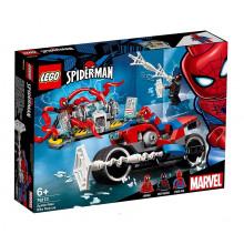 LEGO Marvel 76113 Pościg motocyklowy Spider-Mana