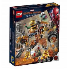 LEGO 76128 Marvel Spider Man - Bitwa z Molten Manem