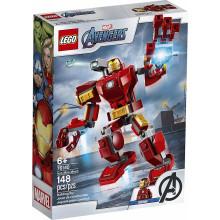 LEGO Marvel 76140 Mech Iron Mana