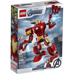 LEGO® Marvel 76140 Mech Iron Mana