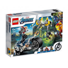 LEGO 76142 Avengers - Walka na motocyklu