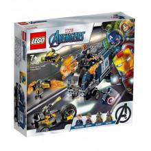 LEGO 76143 Avengers - Zatrzymanie ciężarówki