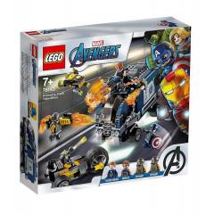 LEGO® 76143 Avengers - Zatrzymanie ciężarówki