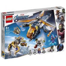 LEGO 76144 Avengers - Upadek helikoptera Hulka