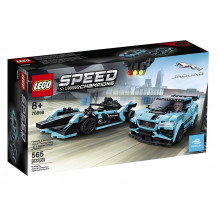 LEGO Speed Champions 76898 Jaguar Racing