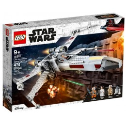 LEGO Star Wars 75301 Mikromyśliwiec X-Wing Luke'a Skywalkera
