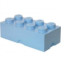 LEGO - Pojemnik na śniadanie - Lunch box - Błękitny 2366